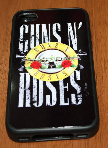 Capa celular iphone 4s Guns