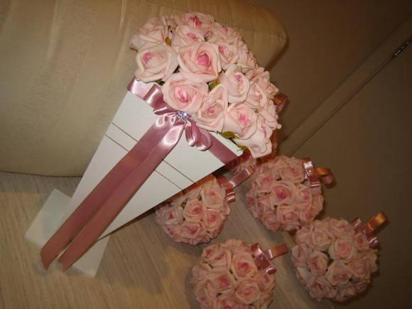coño rosa bolas