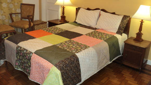 Colcha Patchwork - Queen ou Regular!
