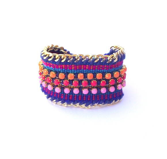 Friendship Bracelete Spring