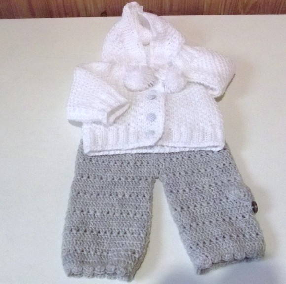 Conjunto baby winter