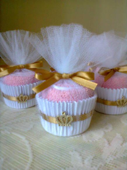 Cup Cake Princesa | SAHARI Aroma & Arte | Elo7