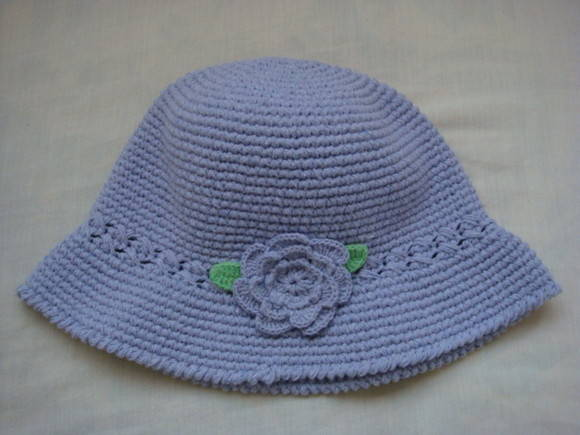 Chapéu em barbante colorido no Elo7  b3ba06bfcdb
