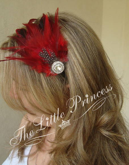 00189 Fascinator The Little Princess