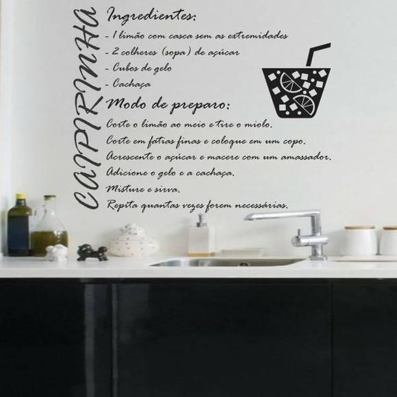 Aparador Vitrina Hemnes ~ Adesivo de cozinha 344 ADESIVOS COMPRAR E COLAR