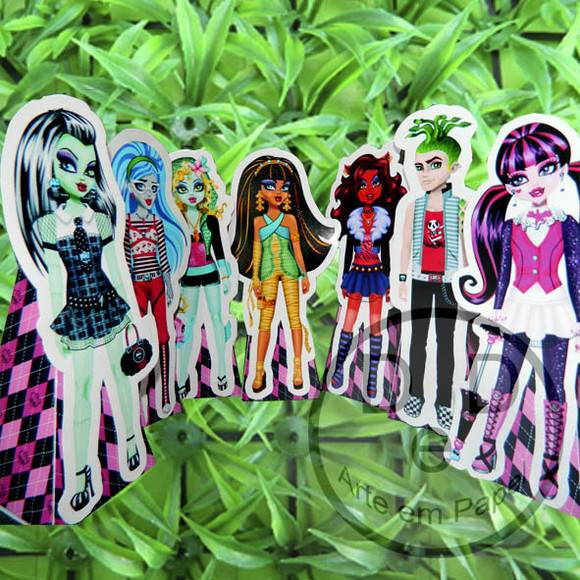 Monster High torre