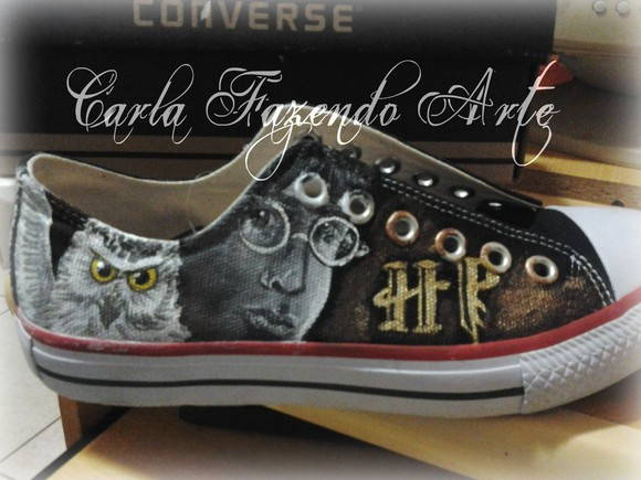 TÊNIS ALL STAR HARY POTTER