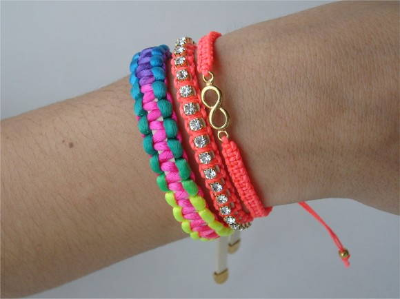 P1603/1607/1611 - Mix Neon Coral