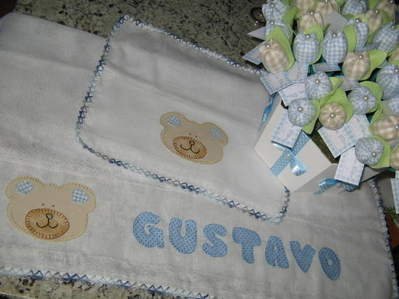 Kit Urso Gustavo