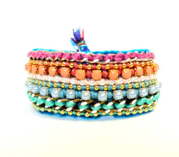 Friendship Bracelete Candy II