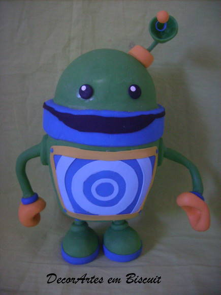 Bot personagem Umizoomi