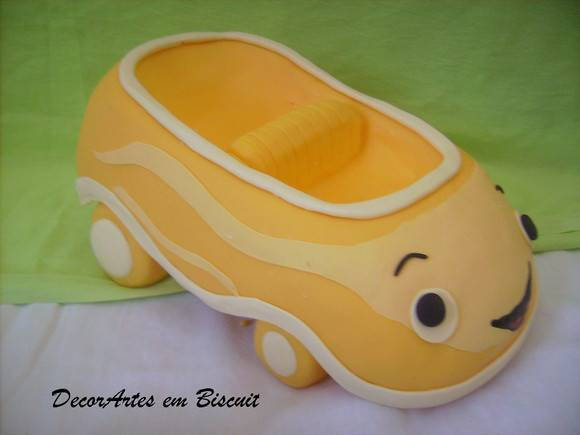 Carro dos personagens do Umizoomi
