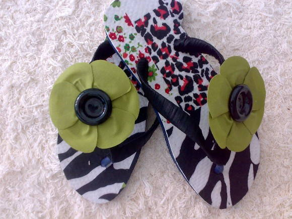 Chinelo Customizado cod. 32