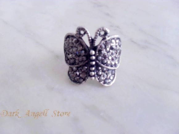 Anel Victorian Butterfly ~~