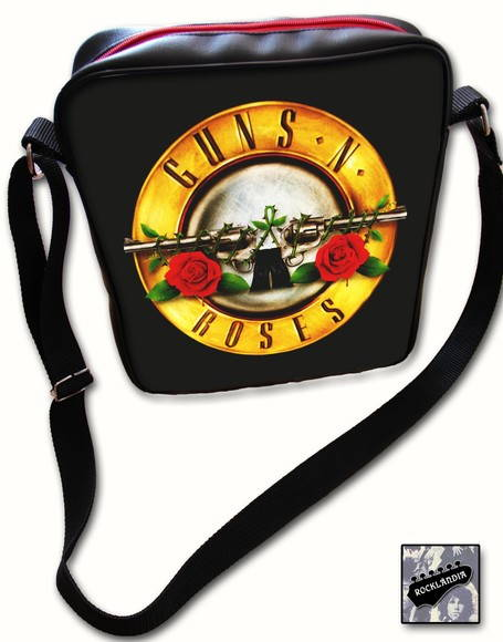 Bolsa Guns and Roses
