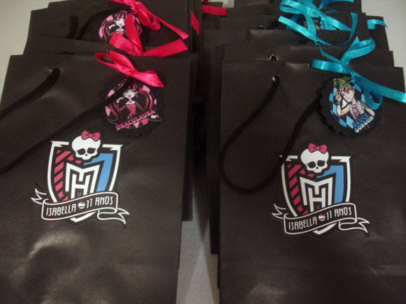Sacola Surpresa Monster High