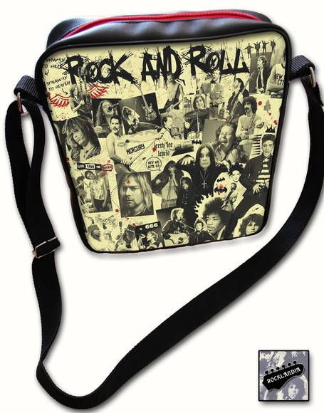 Bolsa ídolos do Rock And Roll