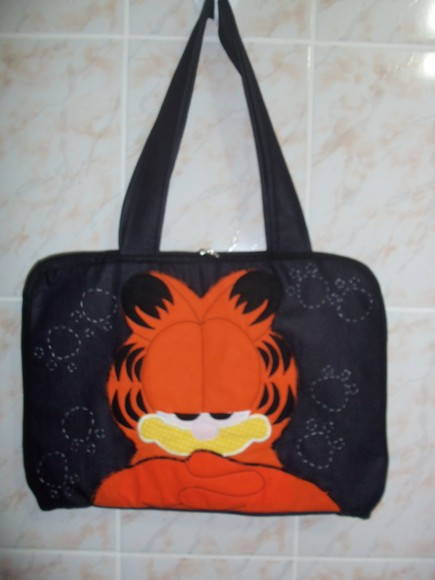 Bolsa de notebook do garfield