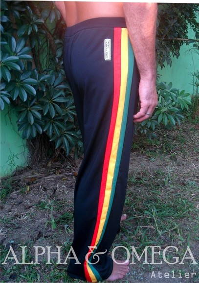 Calça Reggae Soul Rebel Light *1 bolso
