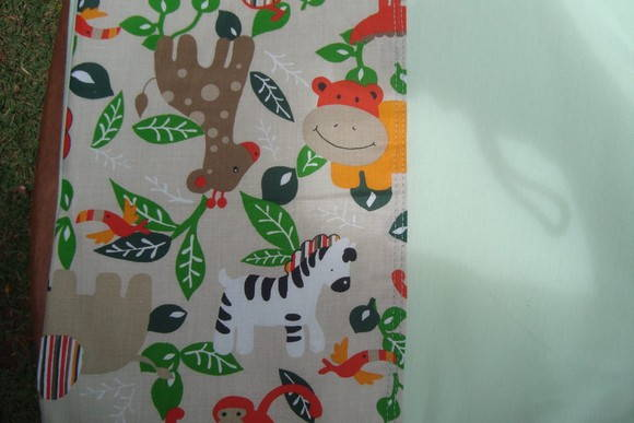 Wrap Selva Divertida