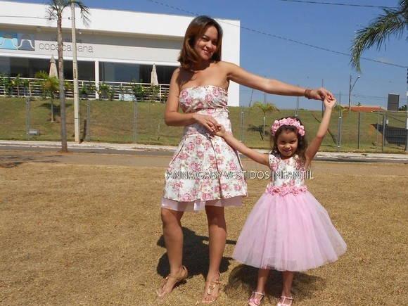 5dc05c854 TAL MÃE TAL FILHA no Elo7 | ANNA GABY VESTIDOS INFANTIS (26BA62)