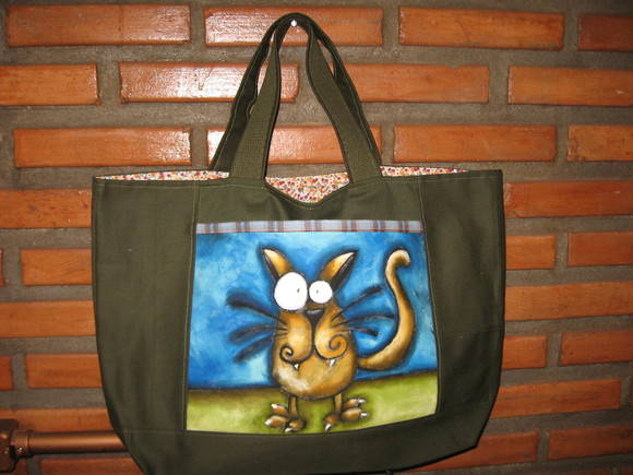 Ecobag cat