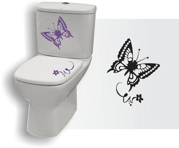 Aparador Ouro Branco ~ Adesivo de banheiro 506v no Elo7 ADESIVOS COMPRAR E