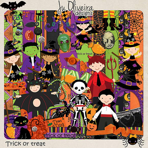 Trick or treat (Doces ou travessuras)
