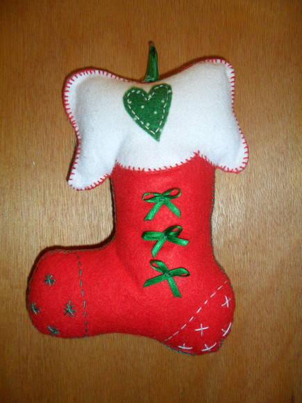 Bota Papai Noel no Elo7 | Mimos da Ju Ateliê (272662)