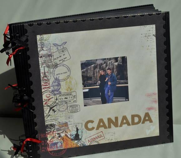 Lbum de fotos personalizado atelier da dibi elo7 - Album de fotos personalizado ...