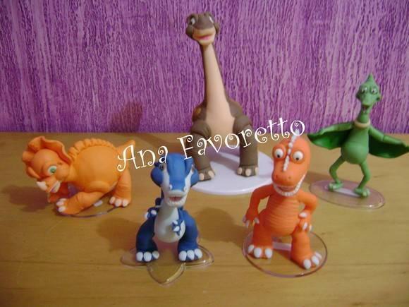Dinossauros Do Vale Encantado No Elo7 Favoritta Atelie 28688c