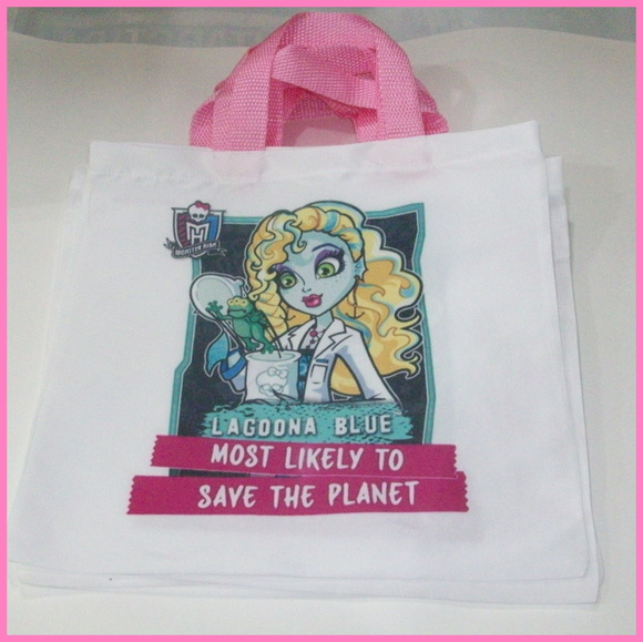 ECO BAG Personalizada Monster High