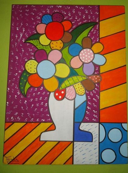 Comprar telas pintadas abstratas