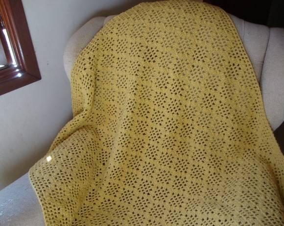 Manta r stica para sof vanilla cat elo7 - Manta de sofa ...