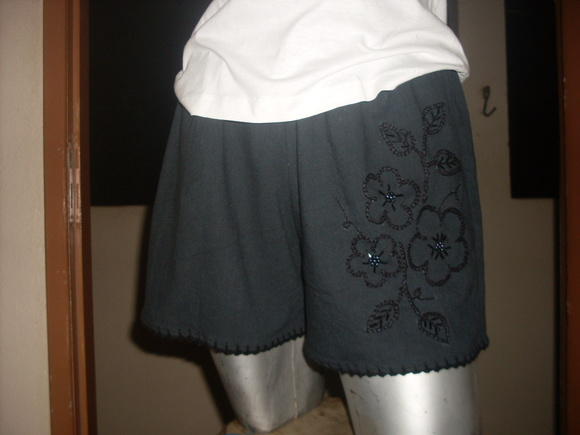 Short bordado adulto G 14 VENDIDO