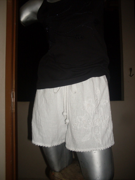 Short bordado adulto M 3 VENDIDO