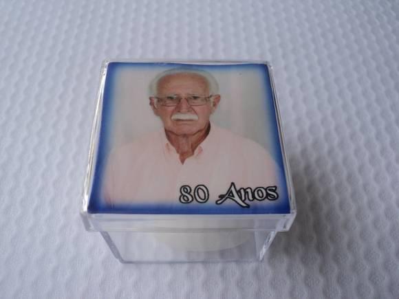 Lembrança Dos Meus 80 Anos No Elo7 Fgm Lembrancinhas E Bordados