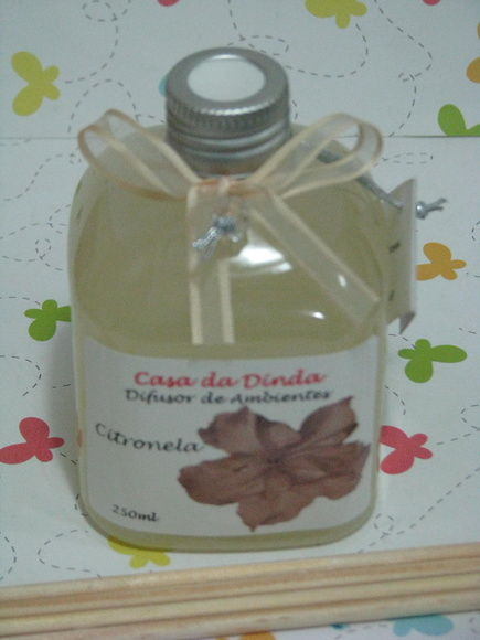Difusor Citronela 250ml