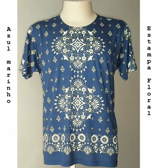 Camisa Indiana Floral