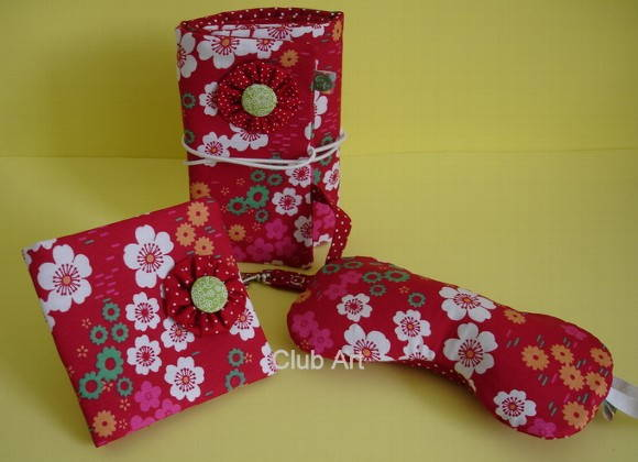 Kit - Floral Red