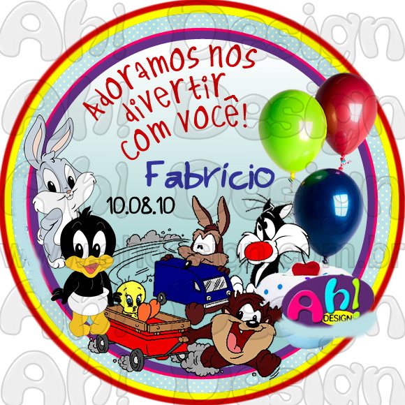 Tag - Baby Looney Tunes 2