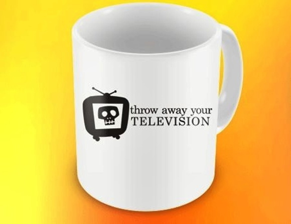 CANECA THROW AWAY YOUR - 93962