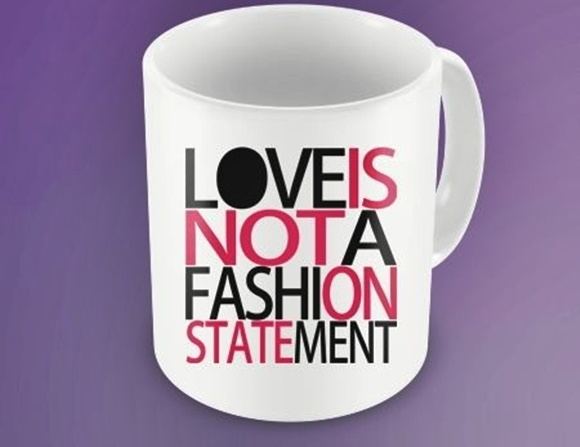 CANECA LOVEIS NOT FASHION - 93884