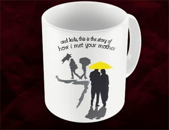 CANECA HOW I MET YOU ...93853