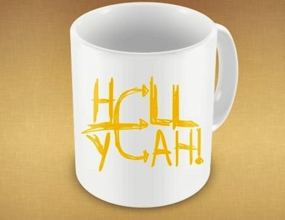 CANECA HELL YEAH !! - 93851