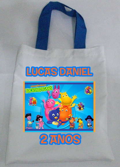 Eco Bag Backyardigans