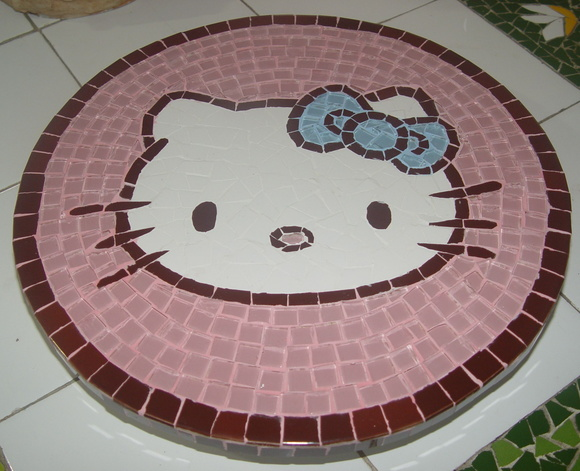 Prato Hello Kitty