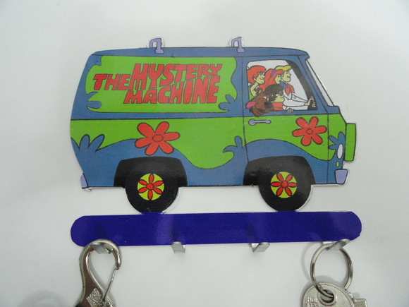 "Porta chaves ""The Mystery Machine"""