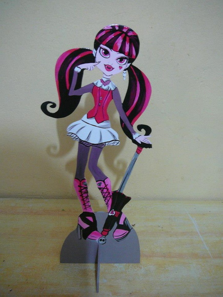 Monster High com 1,10m MDF 9mm
