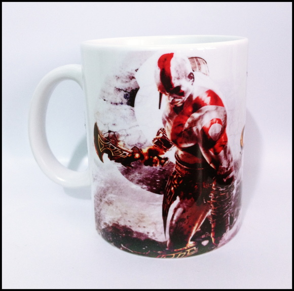 Caneca God of War
